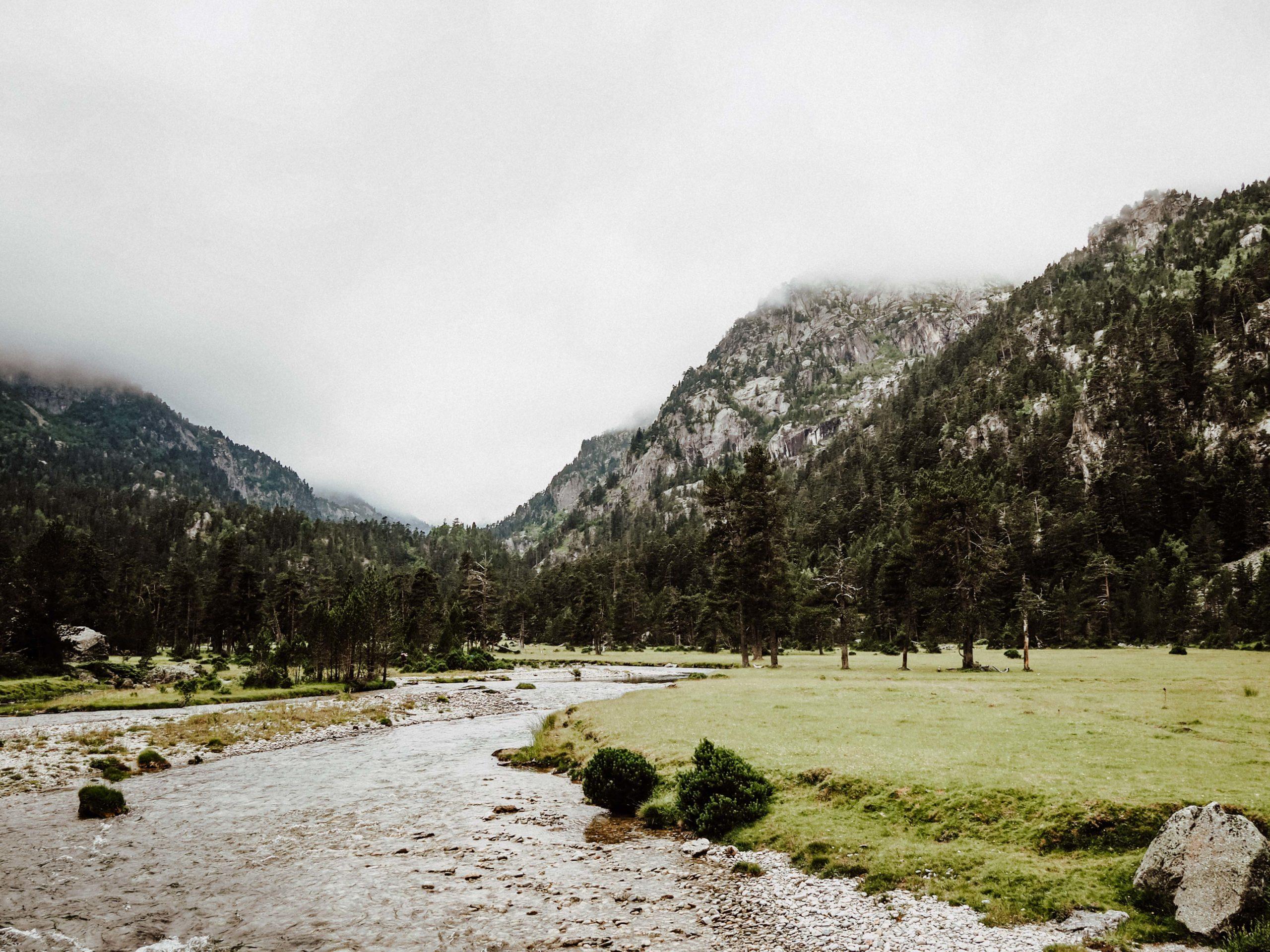 Vallée du Marcadau - Pyrénées